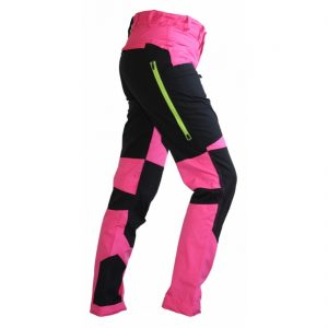 Arrak Outdoor Active Stretch housut naisten pinkki