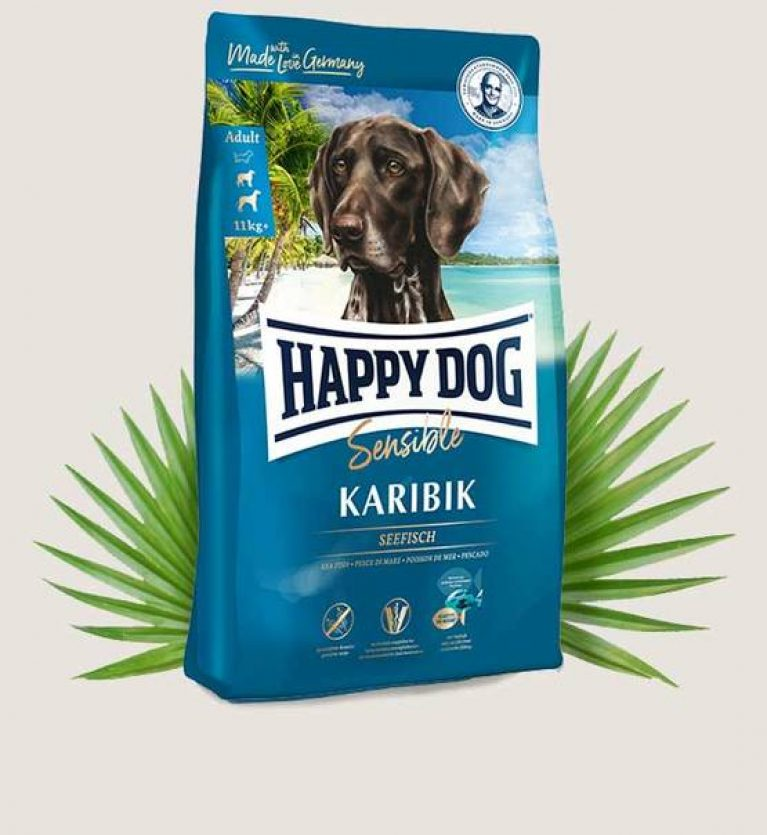Happy Dog Supreme Sensible Karibik koiranruoka